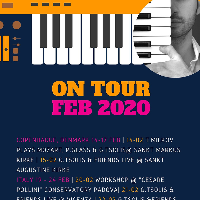 On Tour Tour February 2020