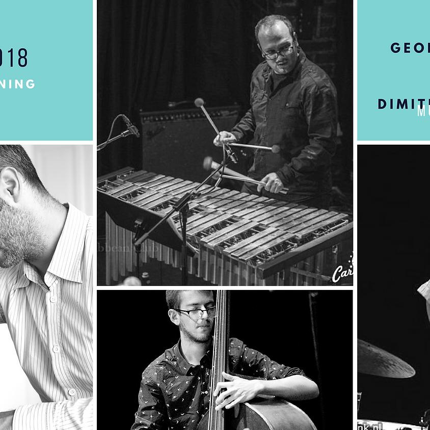 Georgios Tsolis trio feat Dimitris Angelakis