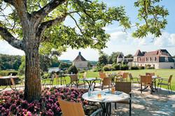 Chateau Vigiers Golf and Michelin star restaurant