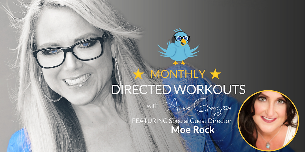 VIPeeps Monthly Directed Workout - May 2020