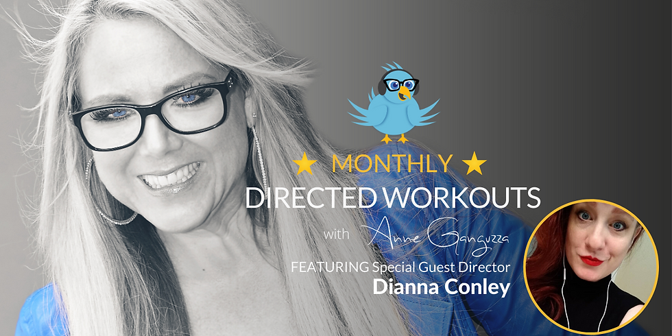 VIPeeps Monthly Directed Workout - February 2020