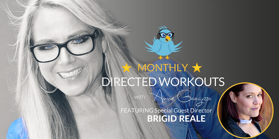 VIPeeps Monthly Directed Workout - October