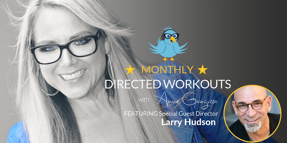 VIPeeps Monthly Directed Workout - July 2019