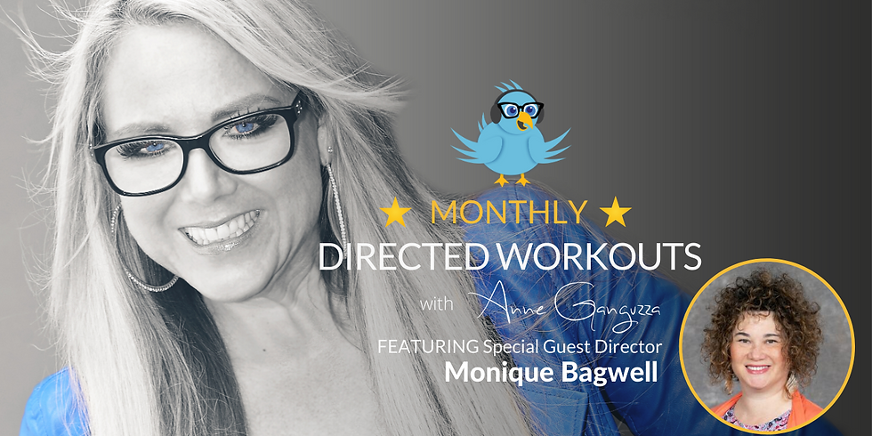 VIPeeps Monthly Directed Workout - July 2020