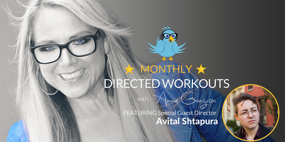 VIPeeps Monthly Directed Workout - January 2020