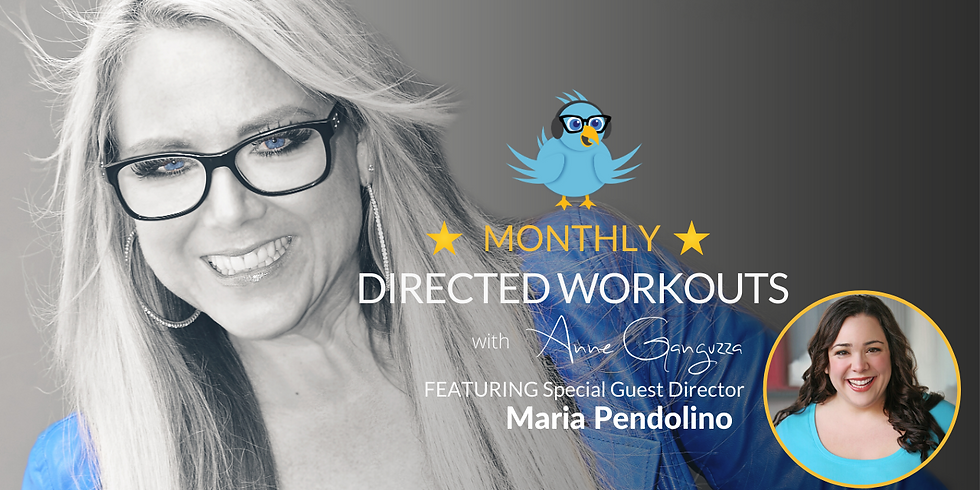 VIPeeps Monthly Directed Workout - August 2020