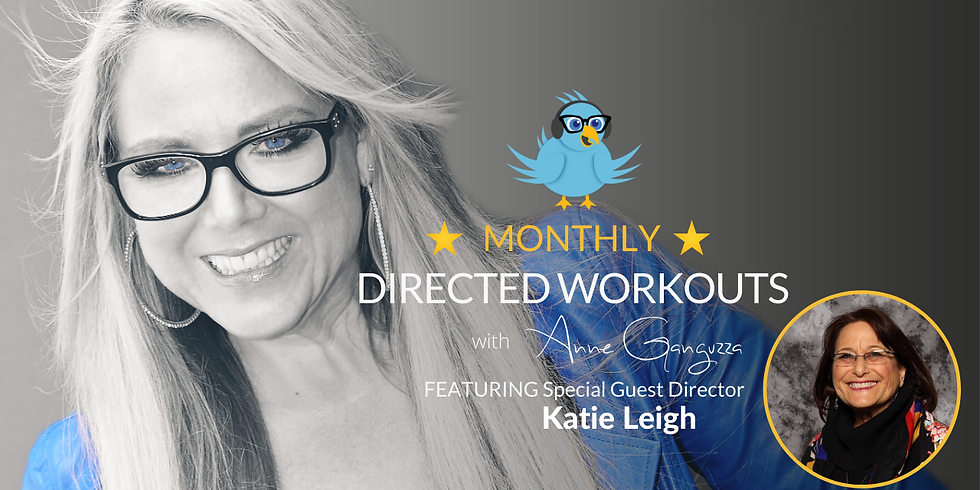 VIPeeps Monthly Directed Workout - April 2020