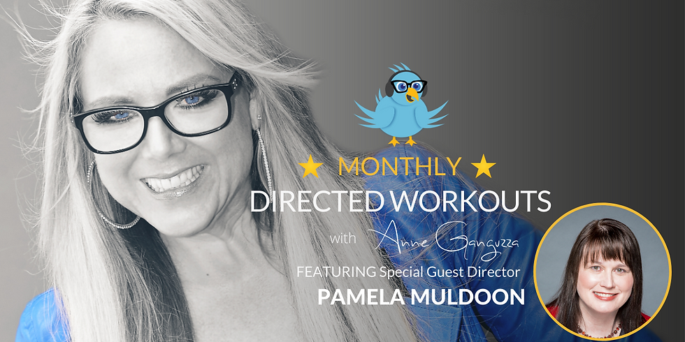 VIPeeps Monthly Directed Workout - December