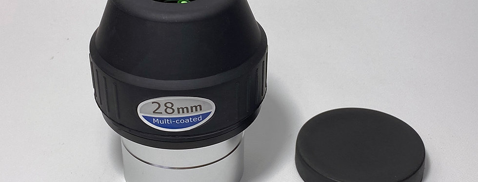 【中古品】SkyWatcher LETアイピース 28mm(未使用品)