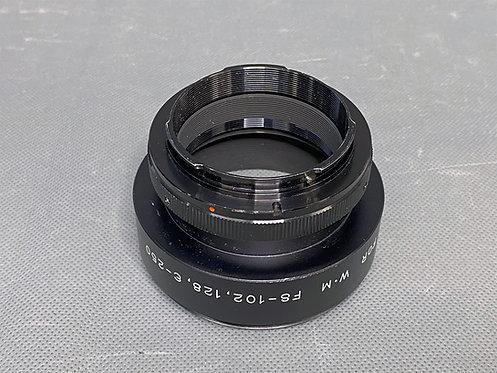 【中古品】タカハシ カメラマウント キャノンEOS用(CA-35付)