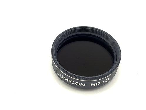 """【中古品】LUMICON ND-13 1.25"""""""