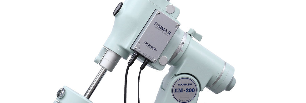 タカハシ EM-200 TEMMA3赤道儀【予約受付中・発売日未定】