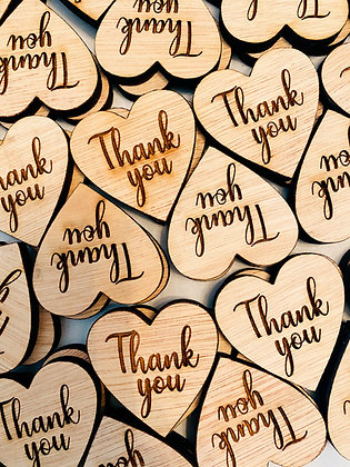 Thank you token 💌
