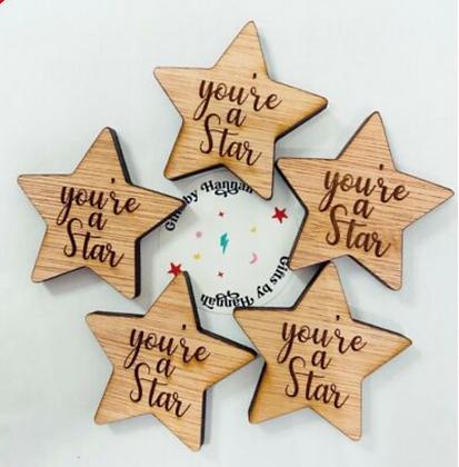 You're a star token