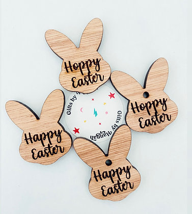 Easter Bunny Tokens 🐰