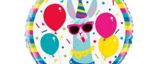 Ballon bestellen Almere Verjaardag
