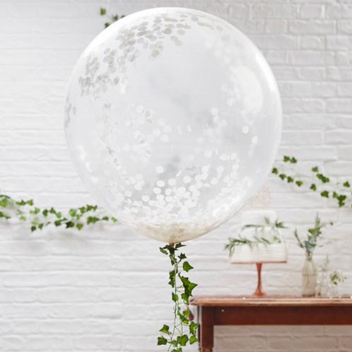 Confetti Reuze Ballon 70 cm