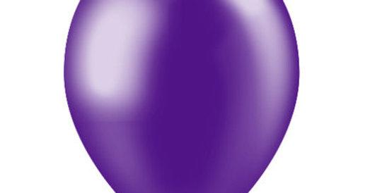 Helium Ballon Ballonnen Almere Bestellen bezorgen Ballonnen met Helium in Almere kopen. Heliumballon Heliumballonnen Paars