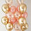 Thumbnail: Chrome Rosé Goud VIP Special Serie inc helium +Lintje
