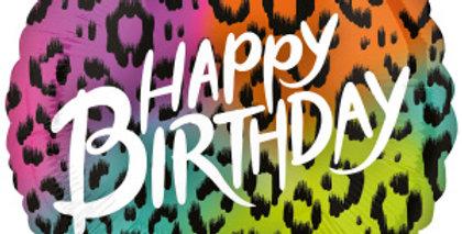 Happy Birthday Tiger |  45 cm