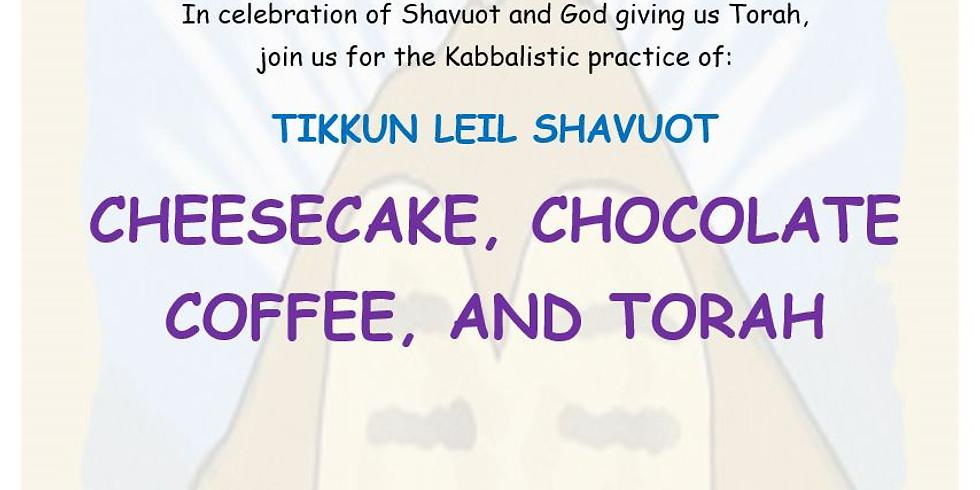 Tikkun Leil Shavuot