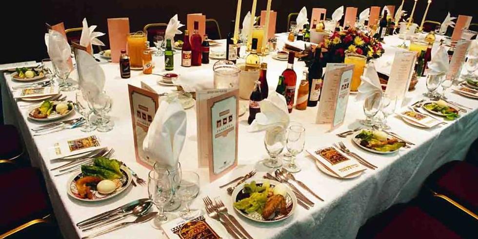 Passover Seder - 1st Night