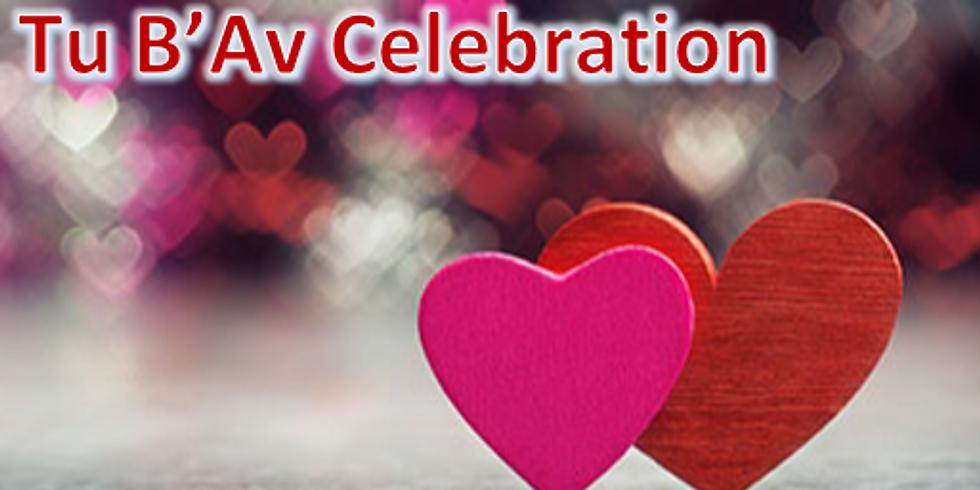 Tu B'Av Celebration