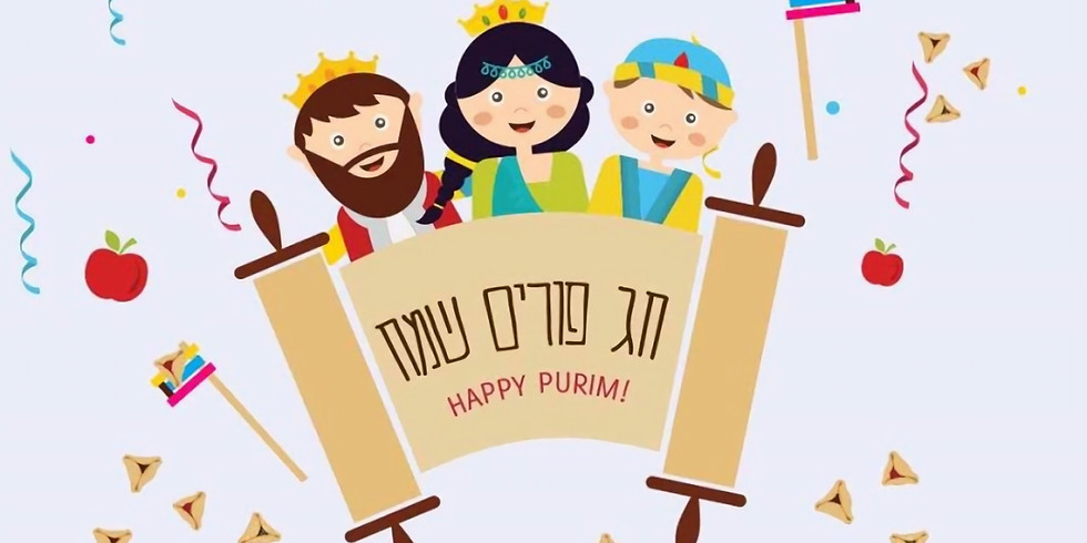 It's A Purim Party!!!