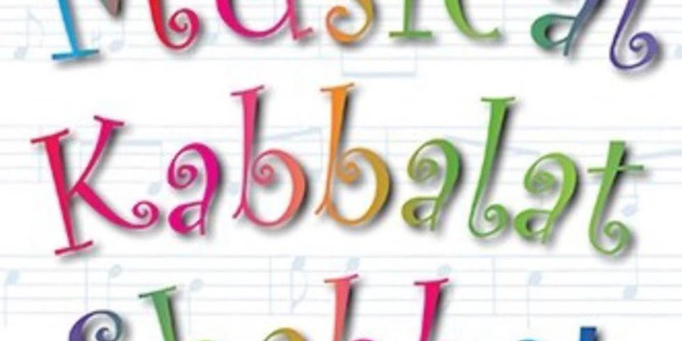 Musical Kabbalat Shabbat and Dairy Pot Luck (1)