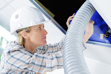 Female Worker Firring Vent System - ING_