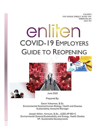 Enliten COVID-19 Employer's Guide to Reopening