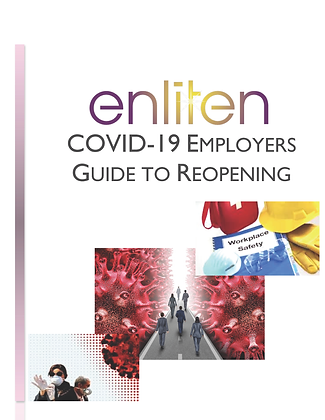 COVID-19 Employer's Guide to Reopening, Checklist & accompanying Posters
