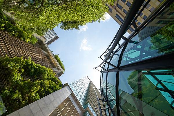 Building View to Open Sky - AdobeStock_1