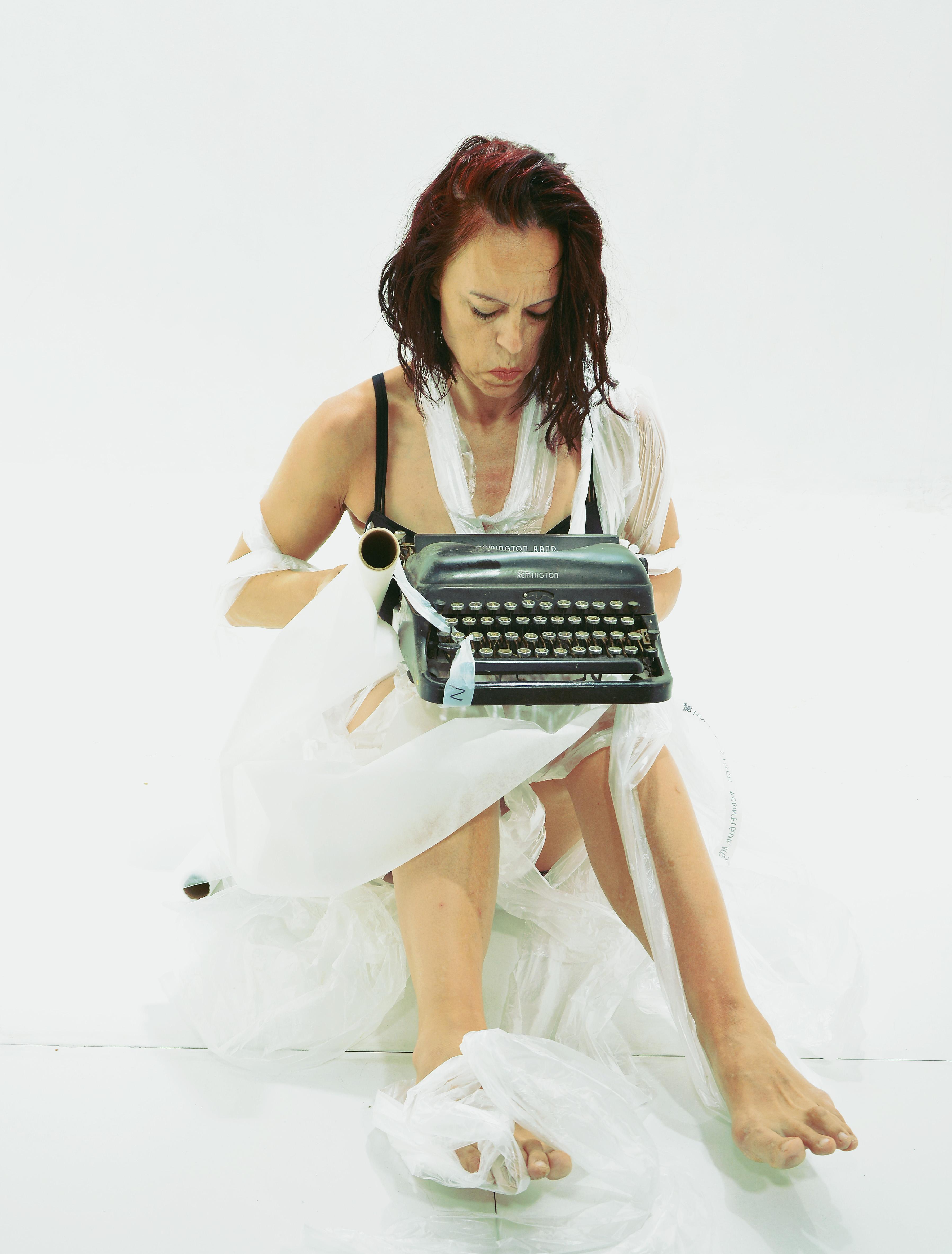 Lou 70 trillion typewriter
