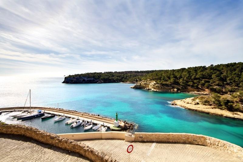 Mallorca- Portals Vells- bay of Mallorca