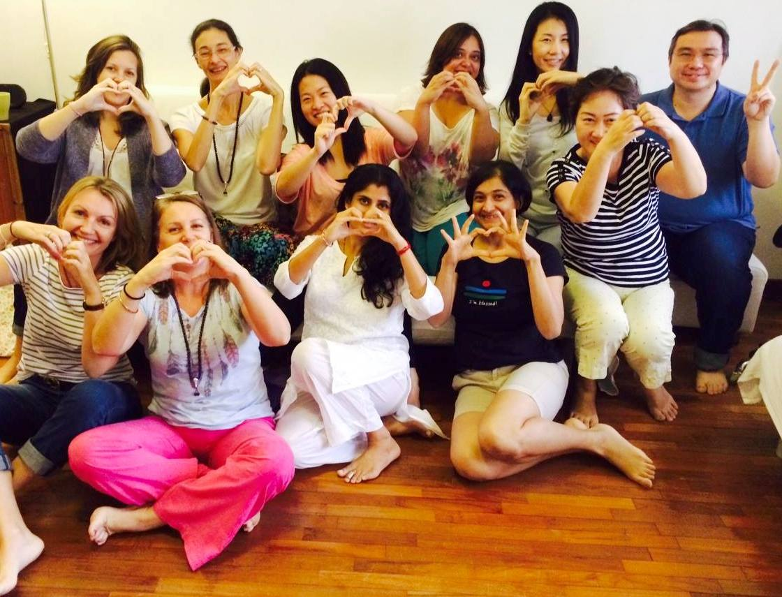 Reiki Master Teachers-Class of 2015