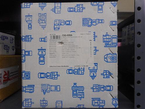 Radicon C03-020A – Gearhead Size 3