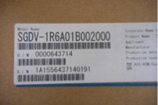 Yaskawa SGDV-1R6A01B002000 – Servo Pack S5 AMP 200W 200V