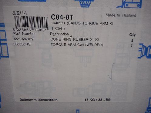 Radicon C04-0T Size C04 Torque Arm Kit