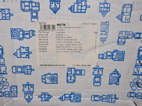 Radicon M07W – Gearhead SIZE 7