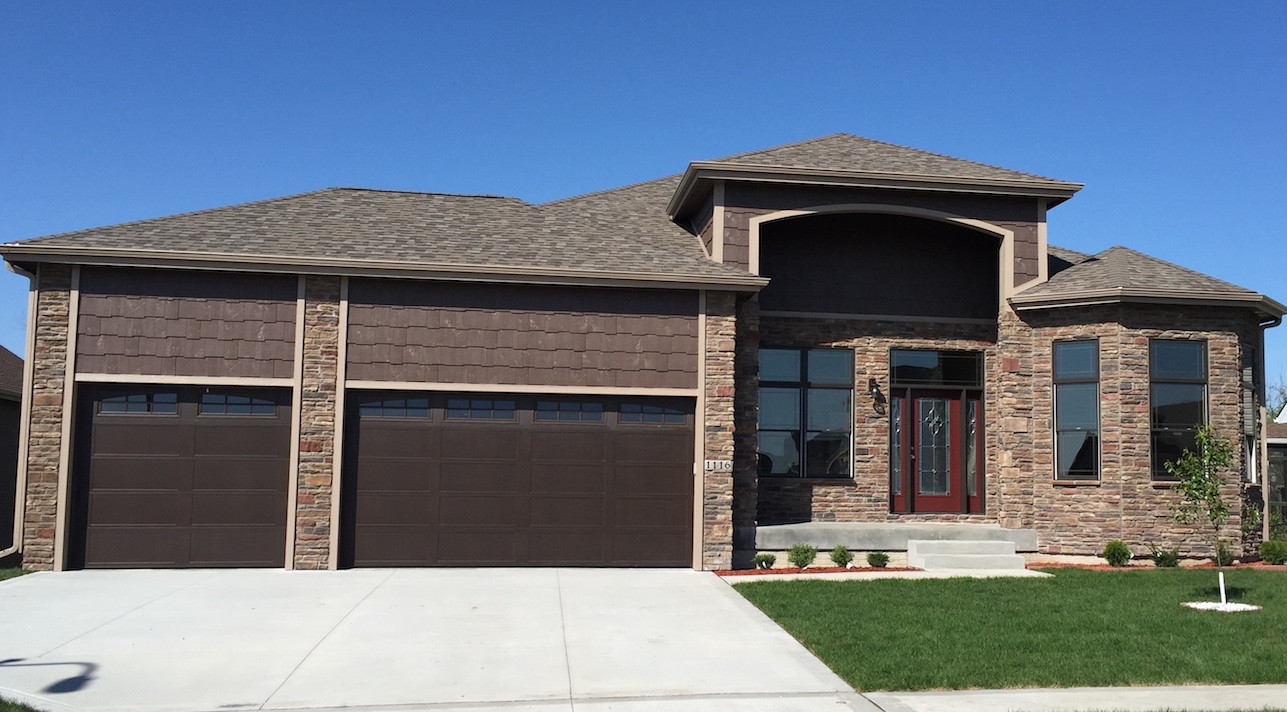 J & G Builders new construction home