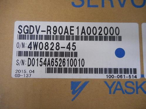 Yaskawa SGDV-200A01A002000 - S5 SERVO AMPLIFIER, 3KW 200V