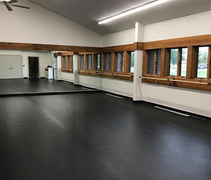 Grace Ballet completed remodel of interior