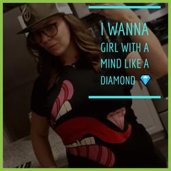 Mind like a diamond