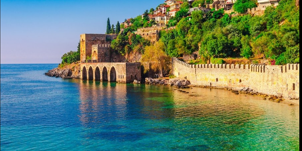 Fall in Love With Turkey in September 2021