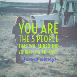 5 people you surround yourself with