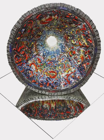 Michele Cossyro - Black Hole Keramos I.j