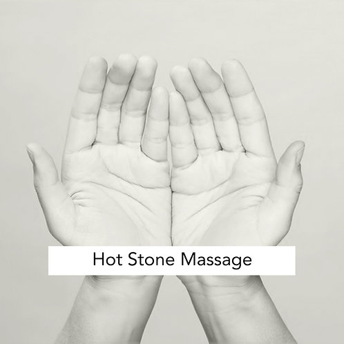 Hot Stone Massage 90min