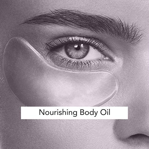Ultra nourishing body oil