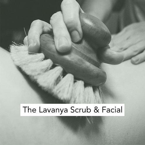 Scrub & Facial